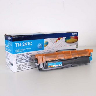 Brother TN-241 (TN241C) - toner, cyan