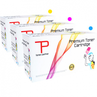 MultiPack HP 304A (CF372AM) - Toner TonerPartner PREMIUM, color (farbe)